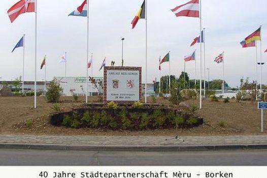 Willkommen auf der Homepage des Städtepartnerschaftsvereins Borken-Méru e.V.
